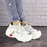 Женские стильные кроссовки Fashion Sabella 1390 40 размер 25 см Белый, фото 6