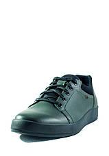Кеды мужские MIDA 111108-414 темно-зеленые (40), фото 3