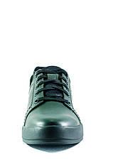Кеды мужские MIDA 111108-414 темно-зеленые (40), фото 2