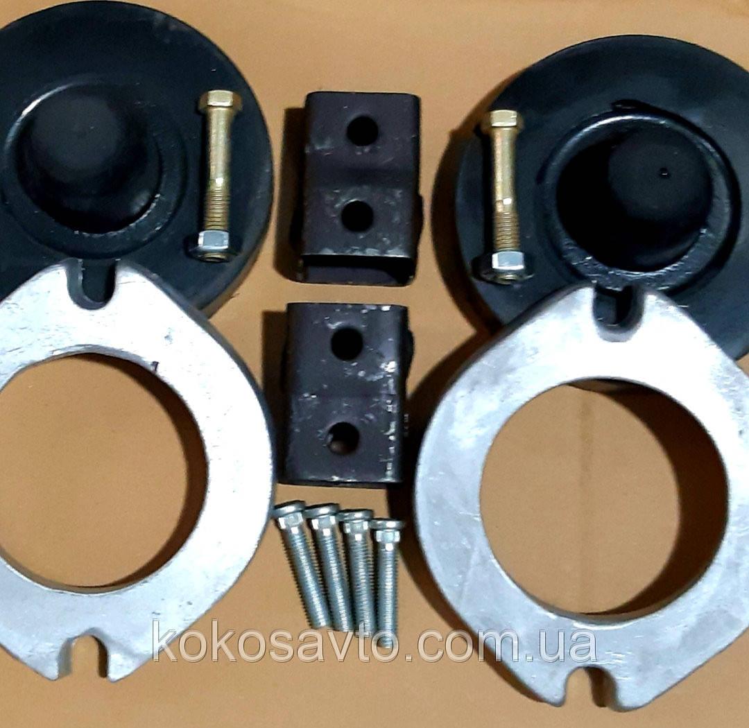 Проставки Опелья Кадет Opel Kadett для увеличения клиренса