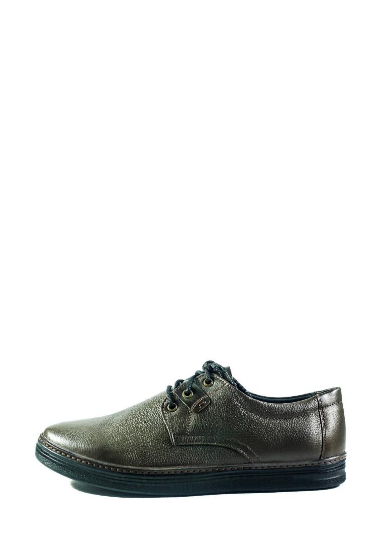 Туфли мужские MIDA 110391-562 коричневые (40)