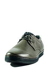 Туфли мужские MIDA 110391-562 коричневые (40), фото 3