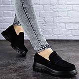Женские туфли Fashion Sloggo 2031 37 размер 24 см Черный, фото 2