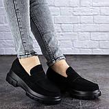Женские туфли Fashion Sloggo 2031 37 размер 24 см Черный, фото 4