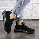 Женские кроссовки Fashion Naya 1484 39 размер 25 см Черный, фото 5