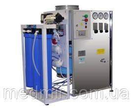 Бидистиллятор (Установка  воды аналит. кач-ва УПВА-15