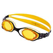 Очки для плавания MadWave PRECIZE M045101 (поликарбонат, силикон, цвета в ассортименте), фото 2