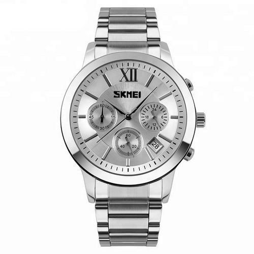 Skmei 9097 Silver-White  ABR-1080-0656