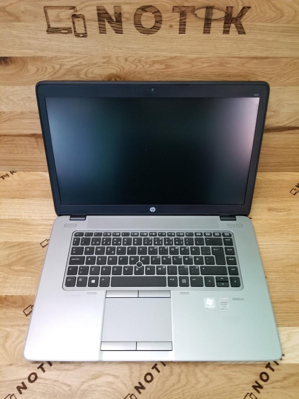 Ноутбук HP EleteBook 850 g1 i5-4210u/8Gb/500HDD/HD (ГАРАНТІЯ)