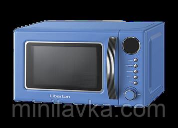 Мікрохвильова піч Liberton LMW-2083E Blue 20 л, 700 Вт
