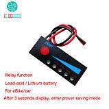 LED индикатор заряда/разряда аккумуляторов li-ion / Li-pol 3S 12.6V, фото 5