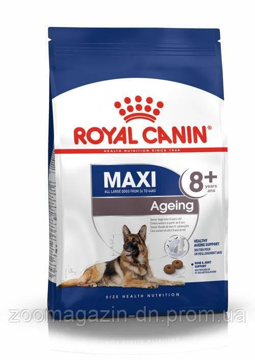 Royal Canin Maxi Ageing 8+ для стареющих собак крупных размеров старше 8 лет 3 кг