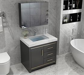 Комплект мебели для ванной Sapfir RD-9501