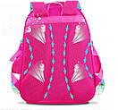 Детские портфели в школу для девочки РУСАЛОЧКА ортопедический 1 2 3 4 класс, фото 4