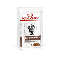 Влажный корм для кошек Royal Canin Gastro Intestinal Moderate Calorie Feline Pouches 85 гр.