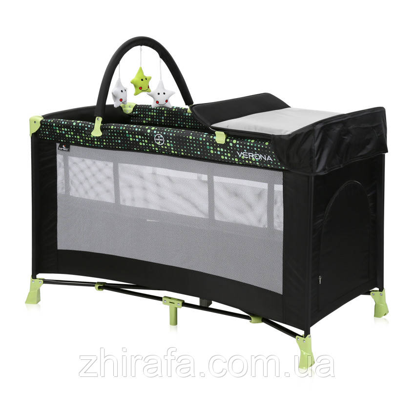 Кровать-манеж Lorelli Verona 2 Layers Plus