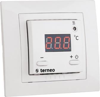 Терморегулятор для инфракрасных панелей Terneo VT (термостат электронный) ― купить недорого в интернет-магазине ventsmart.com.ua
