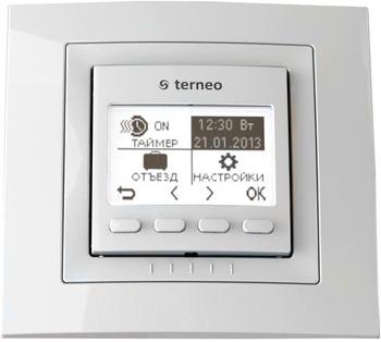 ТЕРНЕО ПРО ― программируемый терморегулятор для электронагревательной панели ― купить недорого в интернет-магазине ventsmart.com.ua