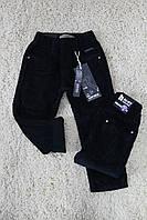 Утепленные вельветовые брюки на флисе 1 год