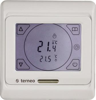 Сенсорный терморегулятор Terneo SEN для керамической панели ― купить недорого в интернет-магазине ventsmart.com.ua