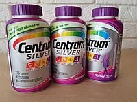 Витамины Centrum Silver Women для женщин 50+, вітаміни для жінок 275 таблеток Центрум Сільвер