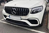 Mercedes GLC Coupe Тюнинг решетка GT