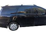 Mitsubishi Grandis 2005↗ рр. Рейлінги Хром (2 шт., алюм)