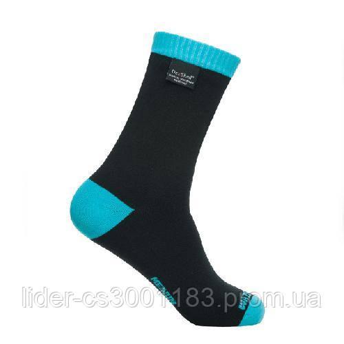 Dexshell Coolvent Lite Aqua Blue M Шкарпетки водонепроникні