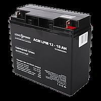 Аккумулятор AGM LPM 12V - 18 Ah для Mercedes
