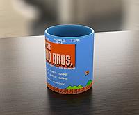 Кружка чашка Mario