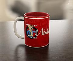 Кружка чашка Nuka-Cola #2