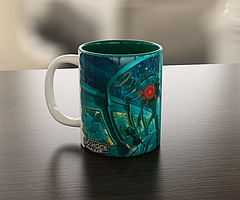Кружка чашка Bioshock