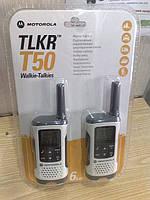Motorola TLKR T50, пара радиостанций