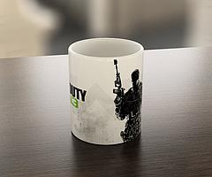 Кружка чашка Modern Warfare 3
