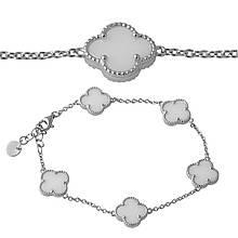 Срібний браслет DreamJewelry з керамікою (2049616) 1720 розмір