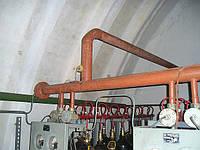 Пенное, водяное, газовое, аэрозольное пожаротушение