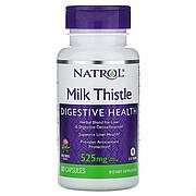 Расторопша, Milk Thistle, Natrol, 60 капсул