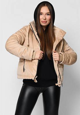 Женская Куртка модель LS-8857-10