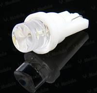 Лампа светодиодная T10-1LED вогнутые