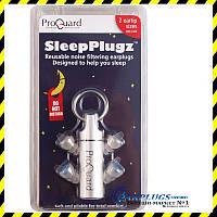Беруши для сна ProGuard SleepPlugz (2 размера).
