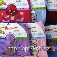 Колготы детские Nanwei Baby Махра С170, фото 1