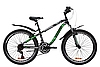 """Гірський підлітковий велосипед ST 24"""" Discovery FLINT Vbr рама-13""""  з крилом Pl 2020(OPS-DIS-24-164), фото 2"""