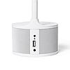 Умная настольная лампа MAXUS DKL 8W белая (звук, USB, димминг, температура), фото 2