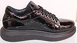 Кроссовки женские кожаные от производителя модель РИ016, фото 3