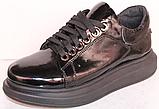 Кроссовки женские кожаные от производителя модель РИ016, фото 2