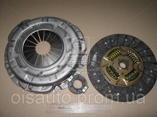 Сцепление HYUNDAI H1 2.5 Diesel /1996->7/2001 (Пр-во VALEO)