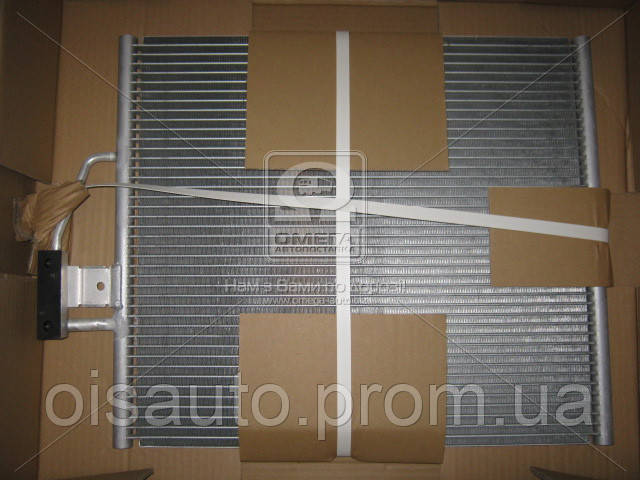 Конденсор кондиционера BMW 5-SERIE E39 MT/AT 97- (Van Wezel)