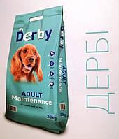 Корм для собак Derby Полноценный сухой витаминизированный Премиум 20кг Испания