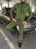Мужской спортивный костюм Under Armour. Мужской спортивный костюм осень-весна