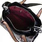 Женская классическая сумка FASHION искусственная-кожа (разные расцветки), фото 2